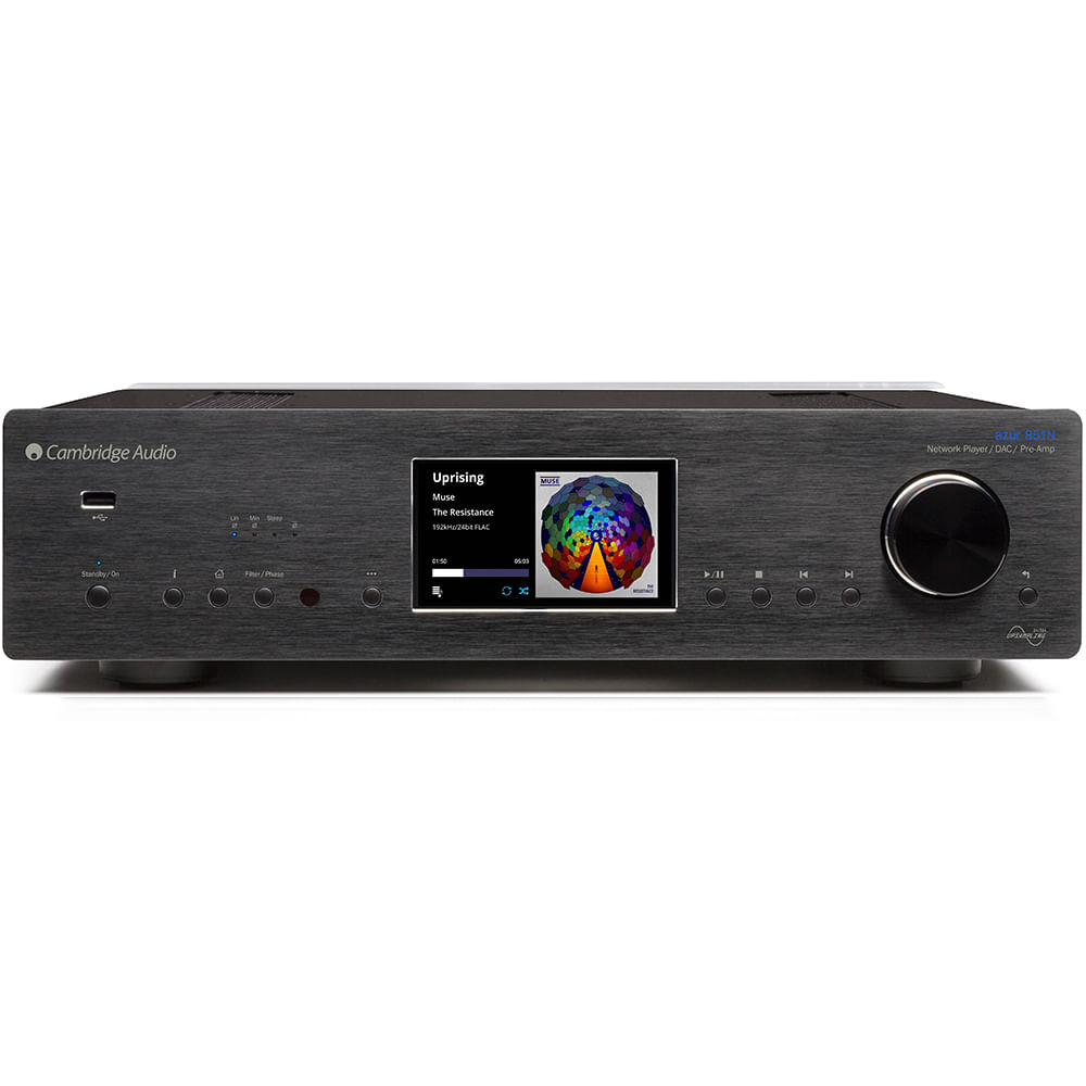 CAMBRIDGE-AUDIO-851N-FRENTE-BLACK