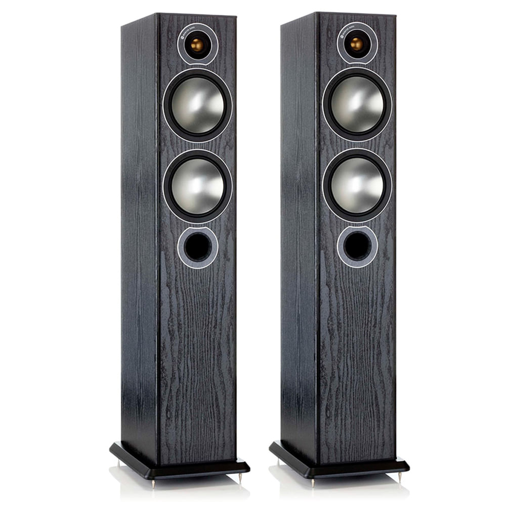 Monitor-Audio-Bronze-5-Black