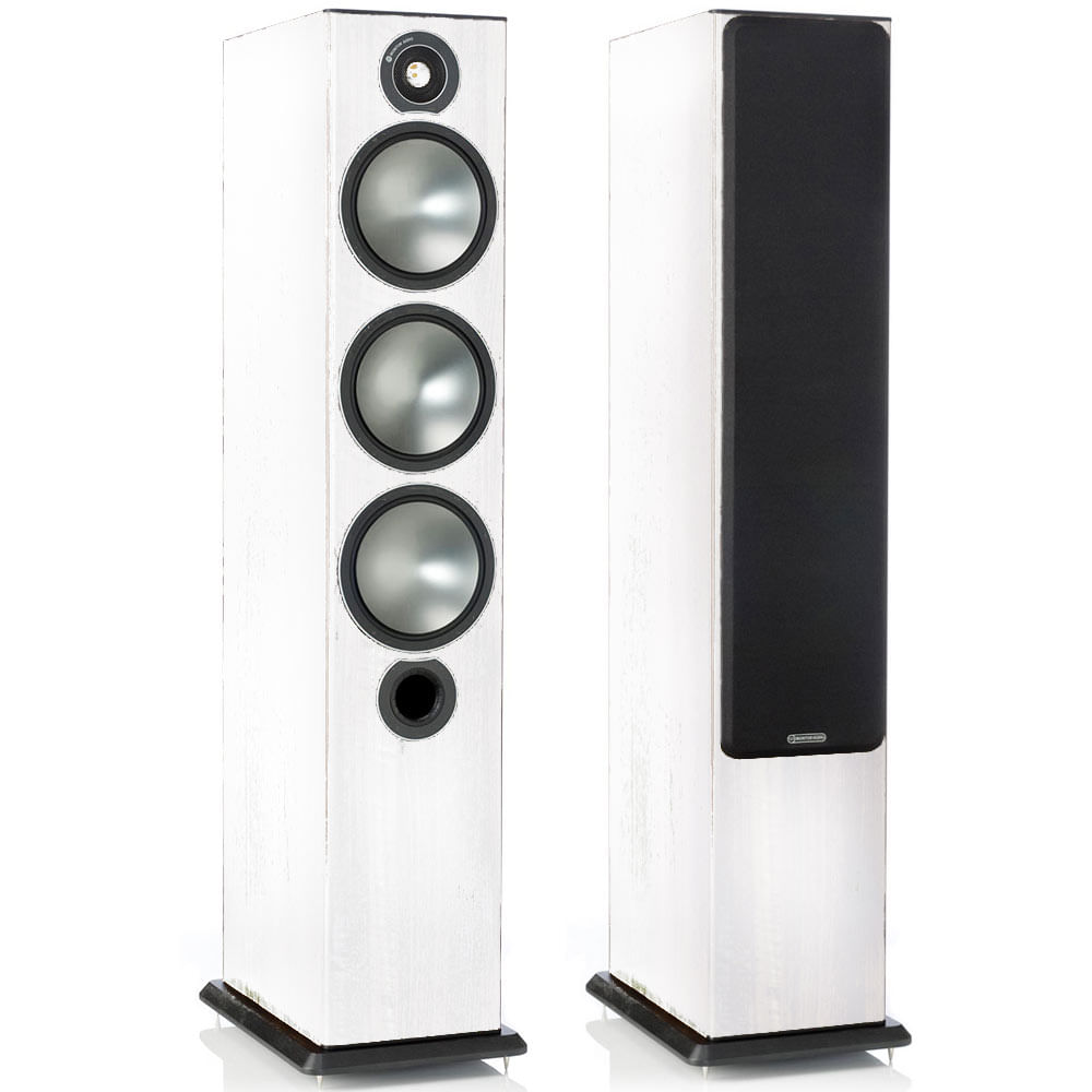 Monitor-Audio-Bronze-6-White-Principal