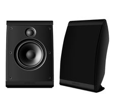 Polk-Audio-OWM3-Black-Principal