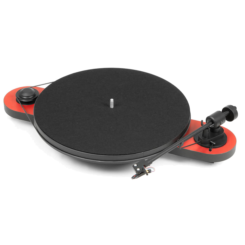 Pro-Ject-Elemental-Phono-USB-Red