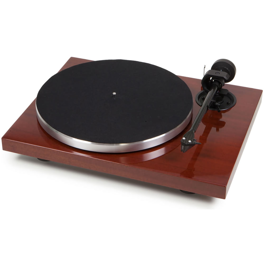 Pro-Ject-1Xpression-Carbon-Classic-Mohogany-2M-Silver