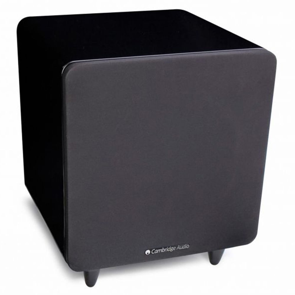 Cambridge-Audio-Minx-X301-Preto-Frente