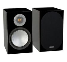 Monitor-Audio-Silver-100-Black-Gloss-Principal