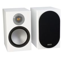 Monitor-Audio-Silver-100-White-Gloss-Principal