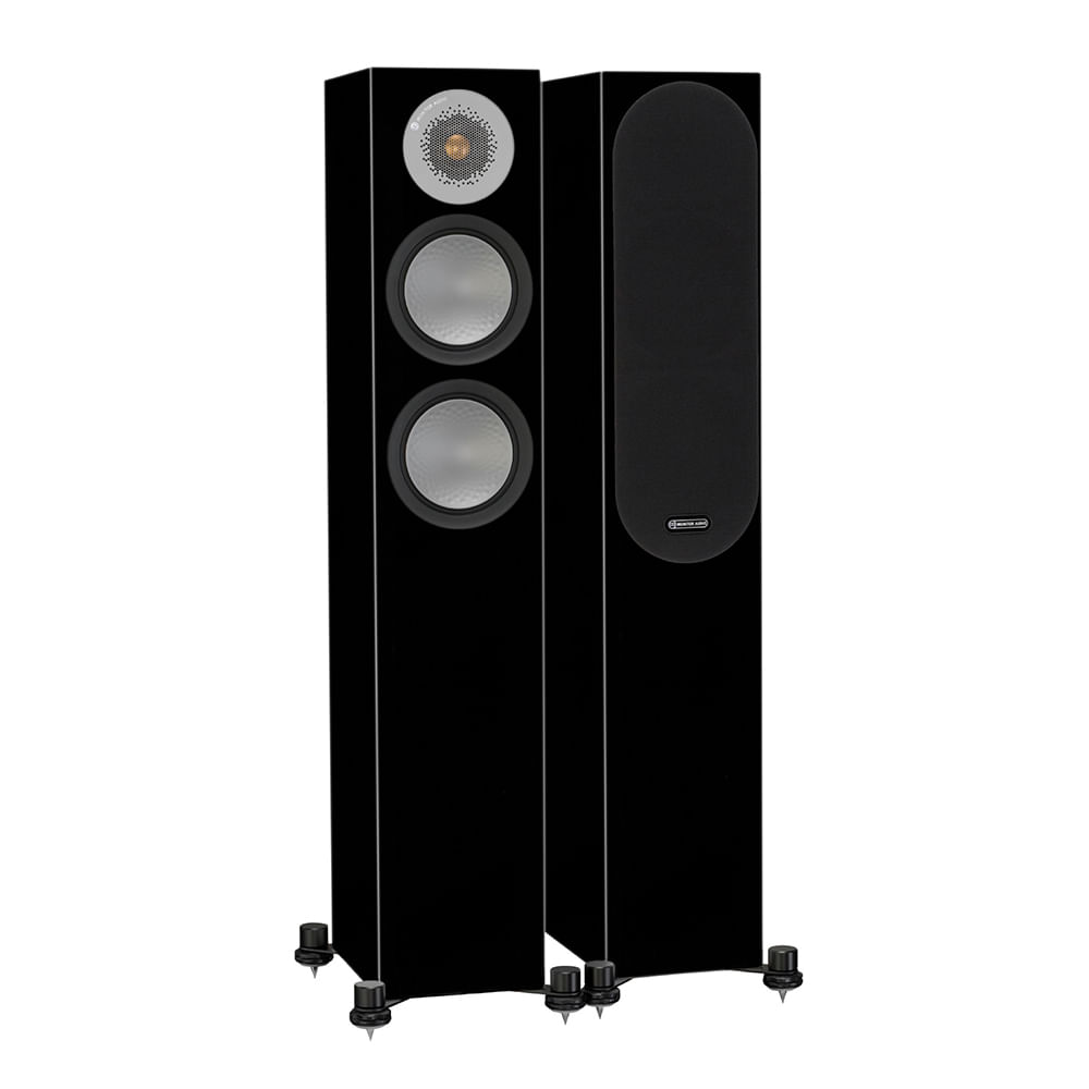 Monitor-Audio-Silver-200-Black-Gloss-Principal