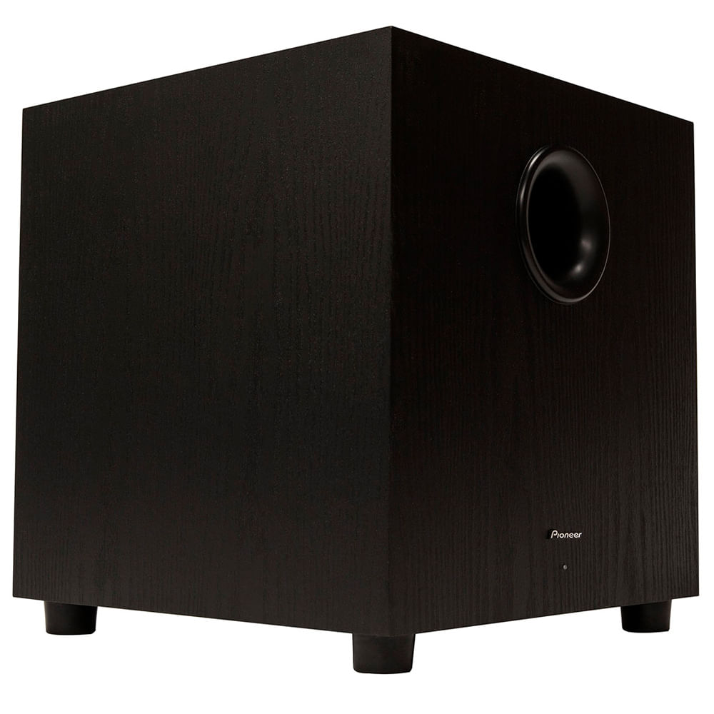 Pioneer-SW-10-Subwoofer-Ativo-10-pol-400-watts-Bivolt-Lateral