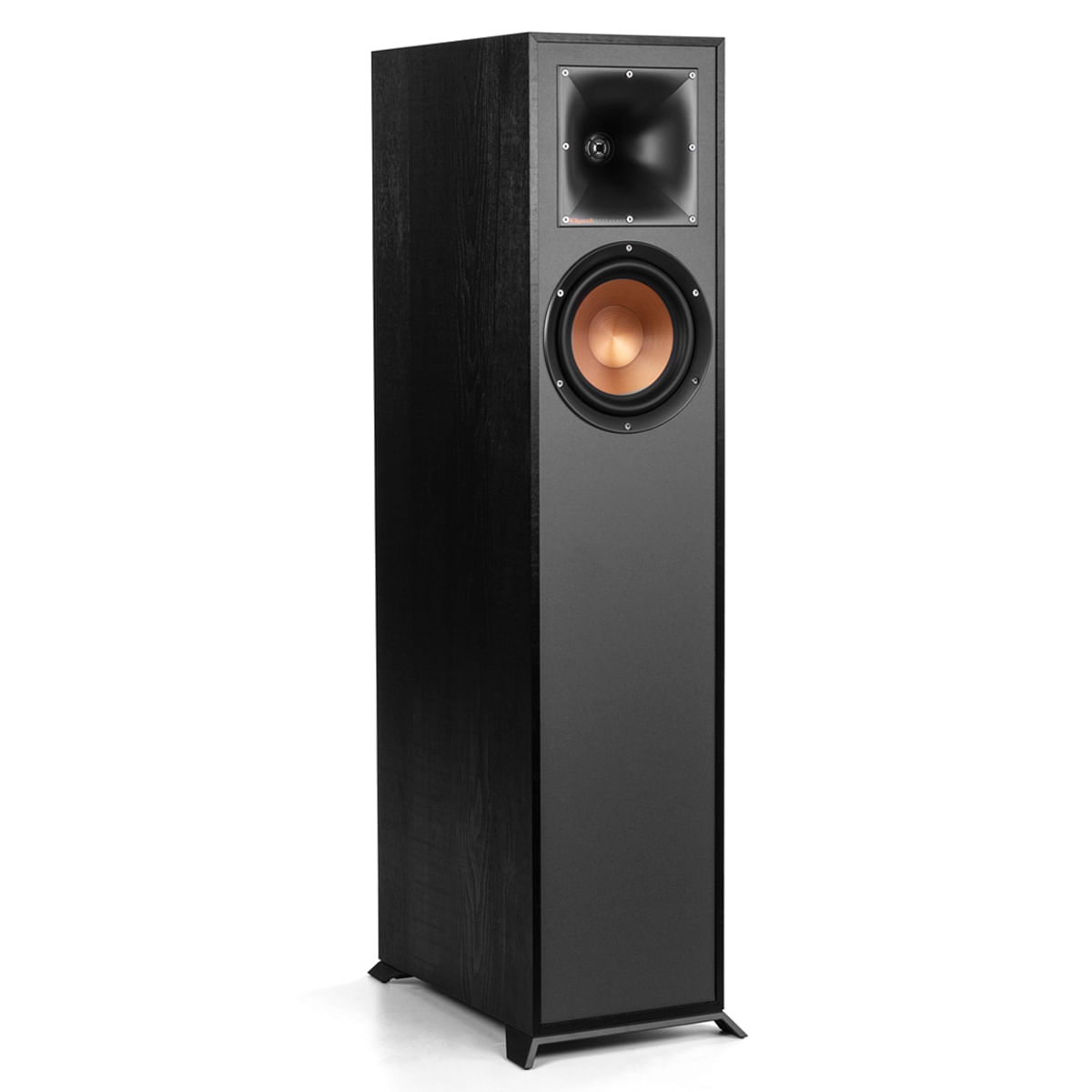 Klipsch-Reference-R-610F-Lateral-Sem-Tela