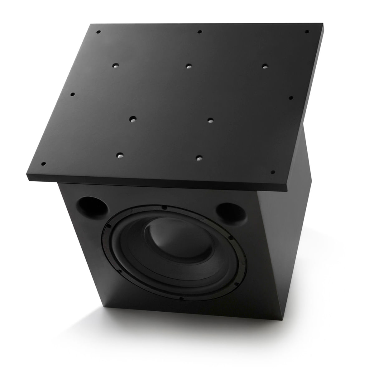 Cube-Invisible-Preto-Woofer